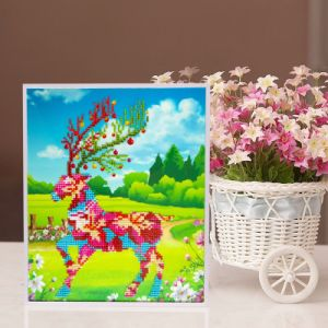 Factory Cheapest Wholesale New Children DIY Embroidery Cross Stitch K-126 pictures & photos