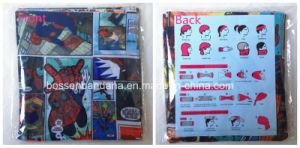 China Factory Supplier Customized Logo Cartoon Printed Polyester Magic UV Protection Necktubes Bandana pictures & photos