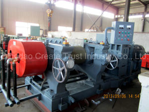 High Efficiency Rubber Crushing Mill/Rubber Cracker Mill (XKP-560) pictures & photos