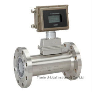 Natural Gas Turbine Flowmeter with Compensation pictures & photos