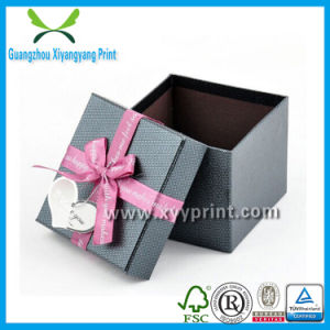 Custom High Quality Cardboard Paper Gift Box for Packaging pictures & photos