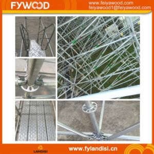 Building Material for Construction Ringlock Scaffolding Manufacture