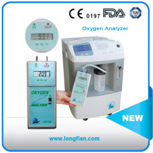 Gas Analyzer Jay-120/Oxygen Purity Analyzer pictures & photos