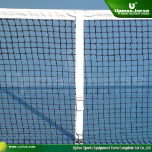Powder Coated Square Aluminum Tennis Posts (TP-4000G) pictures & photos
