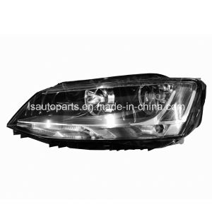 Auto Spare Parts Head Lamp for Jetta / Sagitar ′12 pictures & photos