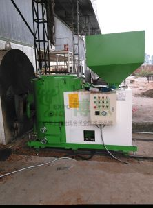 Wood Pellet Burner for Industrial Furnaces pictures & photos