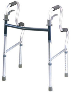 Light Weight Aluminum Movable Walker (2214)