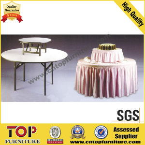 Hotel Banquet Buffer Folding Tables pictures & photos