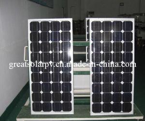 80watt Monocrystalline Solar Panel OEM to Nigeria, Russia, Mexico, Pakistan etc... pictures & photos