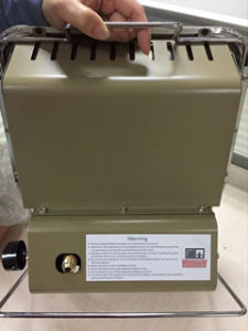 Gas Room Heater with Ceramic Burner Portable Sn13-Jyt pictures & photos