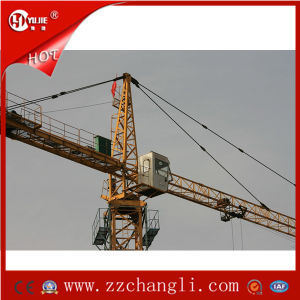 Luffing Tower Crane, Mobile Tower Crane, China Tower Crane pictures & photos