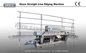 Best Quality CE Vertical Glass Polishing Machine pictures & photos