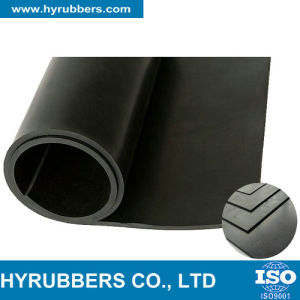 High Quality 1mm-50mm Best Grade SBR Rubber Sheet pictures & photos
