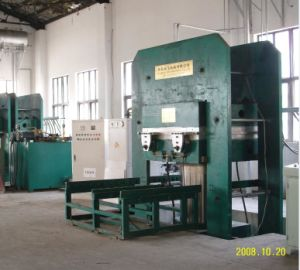 China Top Quality Rubber Press Vulcanizing Machine pictures & photos