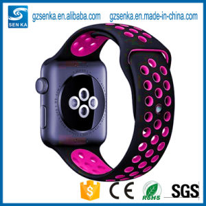 Amazon Hot Selling Smart Watch Silicone Band pictures & photos