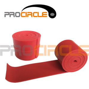 Crossfit Fitness Yoga Latex Rubber Resistance Bands Roll (PC-RB1013-1016) pictures & photos