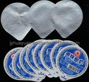 Aluminium Foil Lids for Yogurt Cups