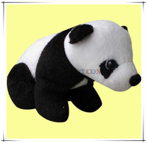 China Panda Soft Filled Plush Toy for Sale