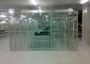 Clean Booth Used for Assembly Line in Cleanroom pictures & photos