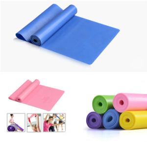 Yoga Store Promotional Gift, Latex Yoga Stretch Band, pictures & photos