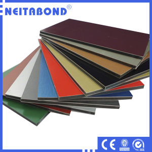Aluminum Composite Material with PVDF Coating pictures & photos
