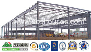 Low Cost/High Quality Steel Structure Movable House pictures & photos