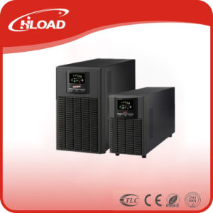 Online High Frequency 1kVA Inverter UPS with PF 0.9 pictures & photos