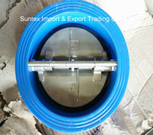 Wafer Dual Disc Check Valve pictures & photos