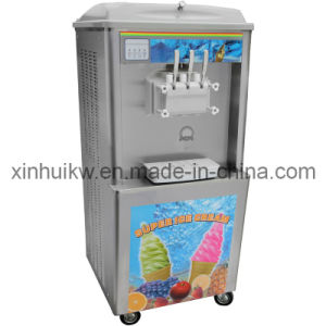 Soft Ice Cream Machine with CE (ICM933) pictures & photos
