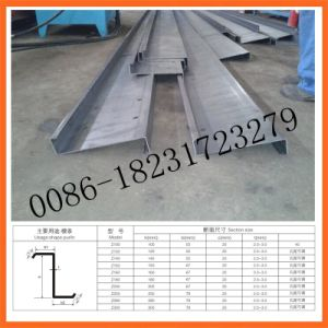 Dx Used Z Purlin Roll Forming Machine pictures & photos