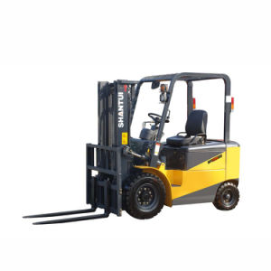 2ton Loading Capacity Electric Forklift with Ce pictures & photos