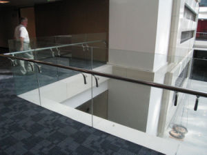 Glass Steel Stair Fence Designs pictures & photos