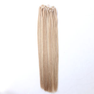 Micro Ring Loop Human Hair Extension pictures & photos