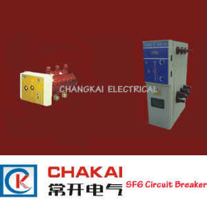 Fln36-12d/T630-20 Type Sf6 Load Switch, Sf6 Circuit Breaker (FLN36-12D/T630-20)