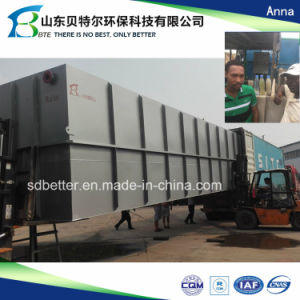 Residential Sewage Treatment Plant, 10-600tons/Day STP pictures & photos