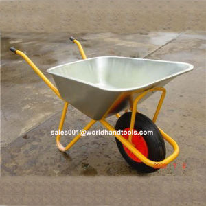 Names Agricultural Tools Wheelbarrow for Russia Market pictures & photos
