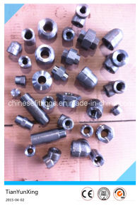 A105/A350lf2 Socket Weld Threaded Forged Carbon Steel Fittings pictures & photos