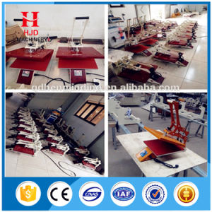 Ce Certificate of Heat Press Machine for Sublimation Printing From China pictures & photos