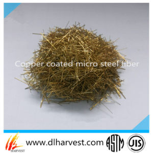 Reinforcement Copper Steel Fiber for Concrete pictures & photos