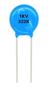 CT81 DC Ceramic Disc Capacitor (CG-CT81-222K)