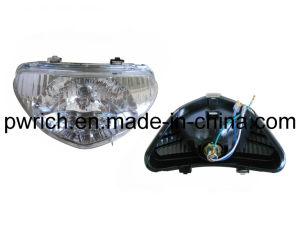 Motorcycle Head Light Assy (MIO)