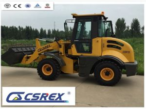 Zl Professional Wheel Loader Manufacturer of Small Wheel Loader pictures & photos