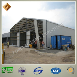 Professional Design and Manufacture Warehouse Light Steel Structure