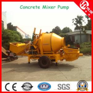 Hbt20-06 High Efficiency Electric Concrete Mixer Pump pictures & photos
