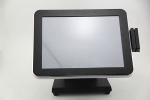 15 Inch POS System with Card Reader Optional pictures & photos
