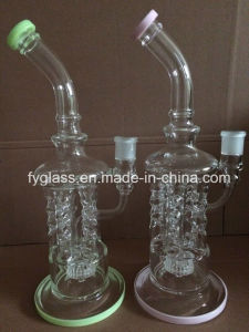 Glass Smoking Water Pipe with Wholesale Prices Newest Design pictures & photos