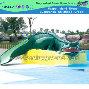 Water Crocodile Model for Water Game Playground (HD-7003) pictures & photos