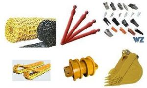 Spare Parts for Terex Excavator Rh120e pictures & photos