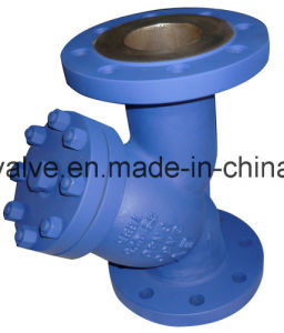 Pn16 Dn350 Stainless Steel DIN Y Strainer (GL41H-DN350-16P) pictures & photos