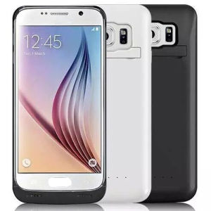 4200mAh Battery Backup Charger Case for Samsung S6/S6edge pictures & photos